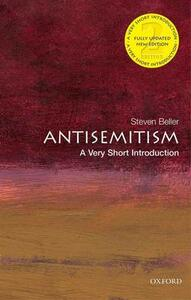 Antisemitism: A Very Short Introduction - Steven Beller - cover
