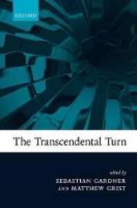 The Transcendental Turn - cover