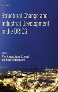 Structural Change and Industrial Development in the BRICS - cover
