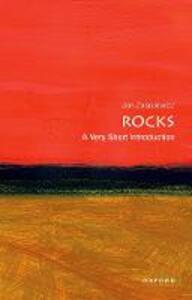 Rocks: A Very Short Introduction - Jan Zalasiewicz - cover