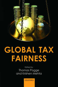 Global Tax Fairness - cover
