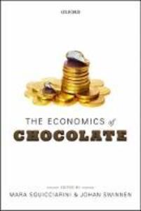 The Economics of Chocolate - cover