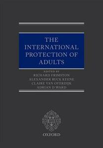 International Protection of Adults - cover