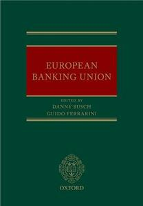 European Banking Union - cover
