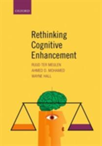 Rethinking Cognitive Enhancement - cover