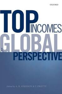 Top Incomes: A Global Perspective - cover