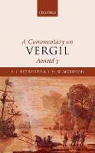 A Commentary on Vergil, Aeneid 3 - S. J. Heyworth,J. H. W. Morwood - cover