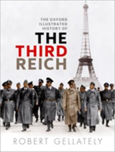 The Oxford Illustrated History of the Third Reich - cover