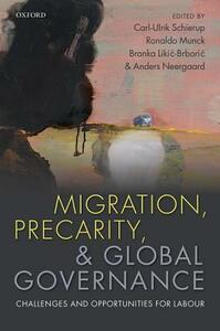 Migration, Precarity, and Global Governance: Challenges and Opportunities for Labour - cover
