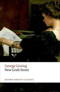 New Grub Street - George Gissing - cover