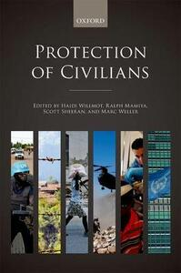 Protection of Civilians - cover