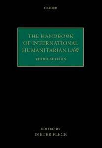 The Handbook of International Humanitarian Law - cover