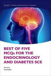 Best of Five MCQs for the Endocrinology and Diabetes SCE - cover