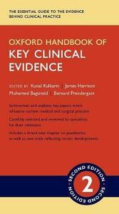 Oxford Handbook of Key Clinical Evidence - cover