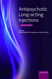 Antipsychotic Long-acting Injections - cover