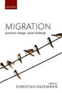 Migration: Economic Change, Social Challenge - cover