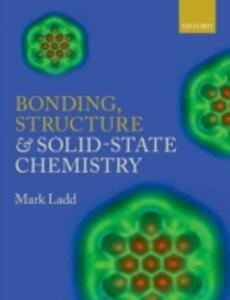 Bonding, Structure and Solid-State Chemistry - Mark Ladd - cover