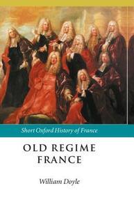 Old Regime France - cover