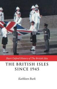 The British Isles Since 1945 - cover
