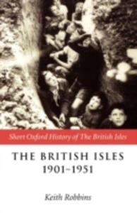 The British Isles 1901-1951 - cover