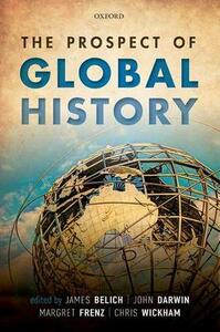 The Prospect of Global History - cover