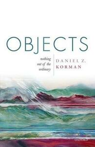 Objects: Nothing out of the Ordinary - Daniel Z. Korman - cover