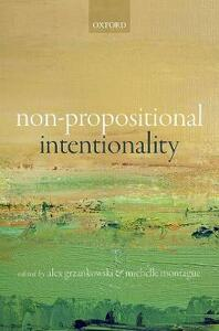 Non-Propositional Intentionality - cover