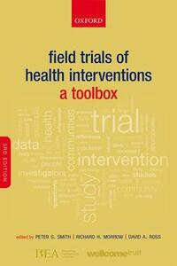 Field Trials of Health Interventions: A Toolbox - cover
