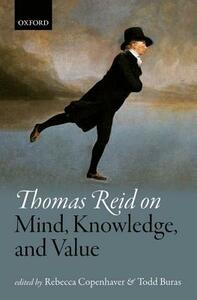 Thomas Reid on Mind, Knowledge, and Value - cover