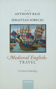 Medieval English Travel: A Critical Anthology - cover