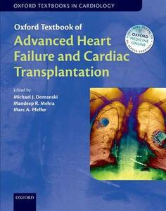 Oxford Textbook of Advanced Heart Failure and Cardiac Transplantation - cover