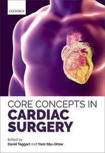 Core Concepts in Cardiac Surgery - cover