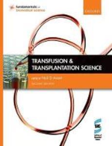 Transfusion and Transplantation Science - cover