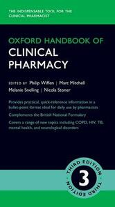 Oxford Handbook of Clinical Pharmacy - cover
