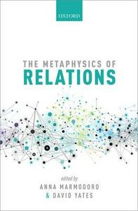 The Metaphysics of Relations - cover