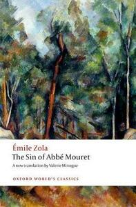 The Sin of Abbe Mouret - Emile Zola - cover