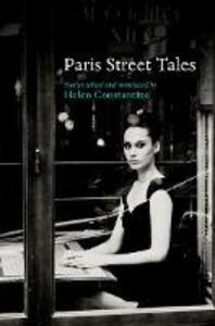 Paris Street Tales - cover