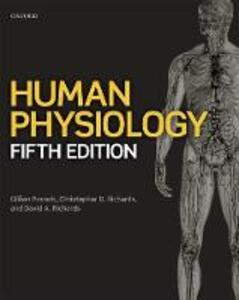 Human Physiology - Gillian Pocock,Christopher D. Richards,David A. Richards - cover