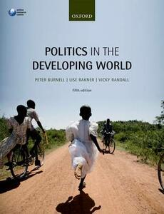 Politics in the Developing World - cover