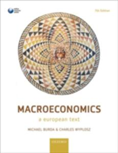 Macroeconomics: a European Text - Michael Burda,Charles Wyplosz - cover