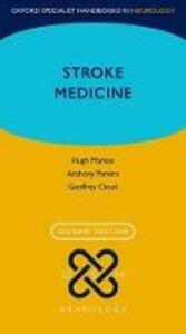 Stroke Medicine - Hugh Markus,Anthony Pereira,Geoffrey Cloud - cover