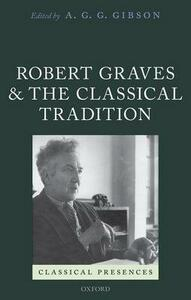 Robert Graves and the Classical Tradition - cover