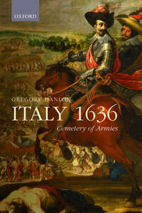 Italy 1636: Cemetery of Armies - Gregory Hanlon - cover