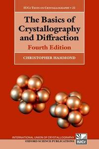 The Basics of Crystallography and Diffraction - Christopher Hammond - cover