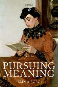 Pursuing Meaning - Emma Borg - cover