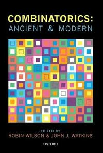Combinatorics: Ancient & Modern - cover