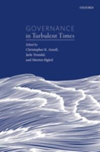 Governance in Turbulent Times - cover