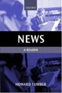News: A Reader - cover