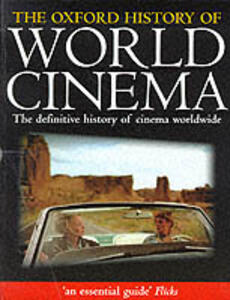 The Oxford History of World Cinema - cover