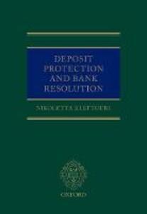 Deposit Protection and Bank Resolution - Nikoletta Kleftouri - cover